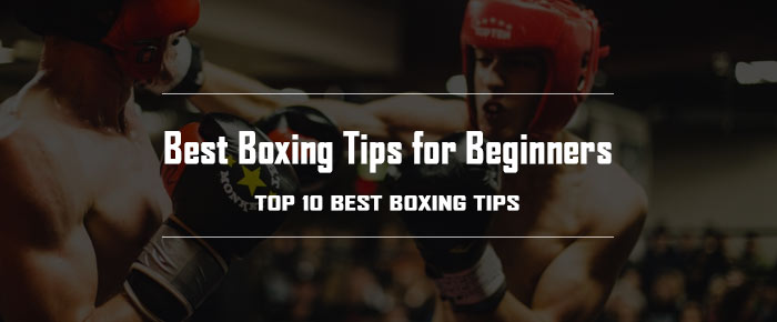 best boxing tips