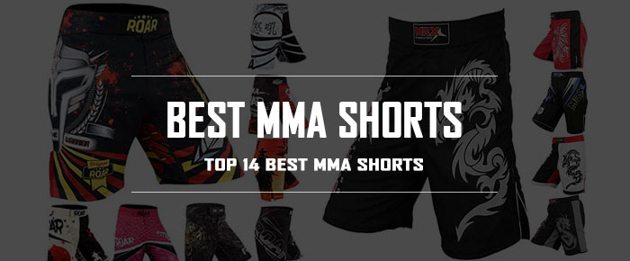 best mma shorts
