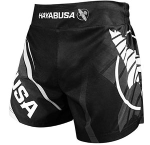 Meister MMA Compression Rush Fight Shorts w// Cup Pocket Black X-Large 36-37