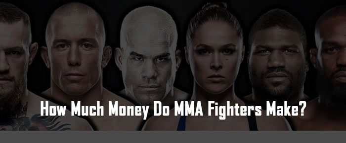 How Much Money Do MMA Fighters Make?
