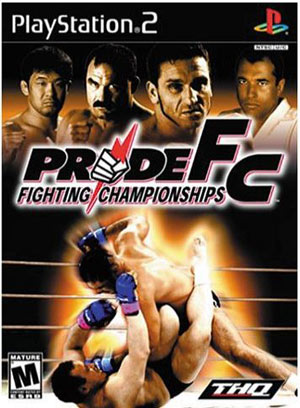 Pride Fighting Championship (PS2)