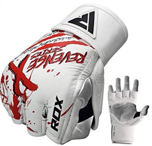 RDX MMA Gloves Grappling Sparring