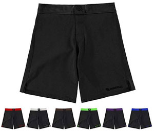 Sanabul Essential MMA BJJ Cross Training Workout Shorts