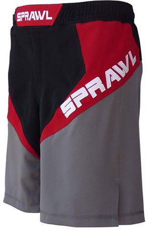 Sprawl MMA Fusion 3 Series Fight Shorts