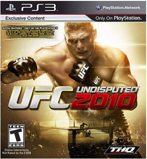 UFC 2010 Undisputed (PS3 and Xbox 360)