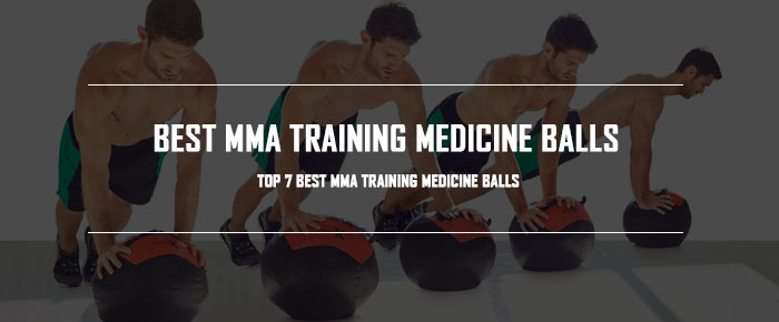 Best MMA Training Medicine Balls
