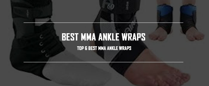best mma ankle wraps