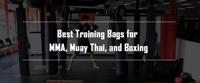 Best Training Bags for MMA, Muay Thai, and Boxing