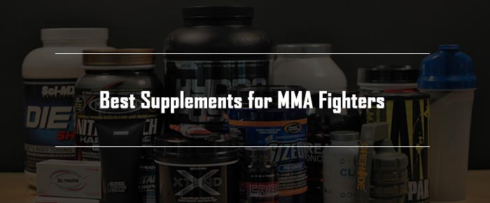 Supplements for MMA Fighters